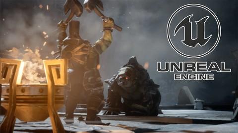 Cinemáticas con Unreal Engine 4 (2019 Actualización 4.22.1)