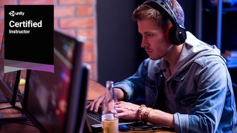 + 100 horas - Curso Completo Videojuegos con Unity 2018 y C#