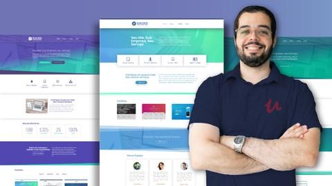 WordPress - Curso Como Criar Site com Design Moderno