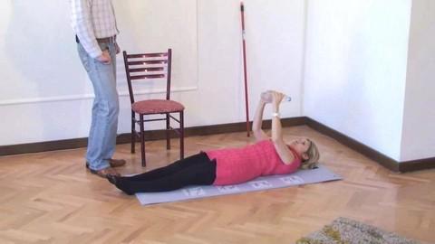 Sağlık İçin Evde Ofiste Egzersiz Kursu
