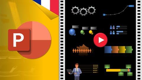 PowerPoint : Infographies vidéo animées