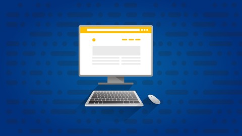 Code a Small Business Website using popular web frameworks