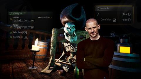 Unreal Engine 4 Blueprints: Il grande corso definitivo