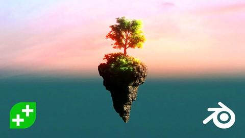 Blender Environment Artist: Create 3D Worlds