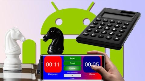 Corso B4A Android: sviluppo 2 App, Calcolatrice e ChessTimer