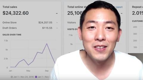 [ 쇼핑몰 ] 한국인만 할 수 있는 드랍쉬핑 온라인 쇼핑몰 시작하기