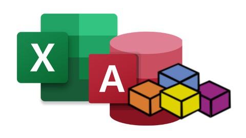Excel e Access - Microsoft Office Básico ao Avançado com VBA