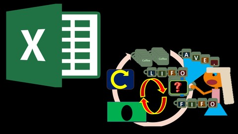 Inventory & Merchandising Transactions-Excel Practice Proble