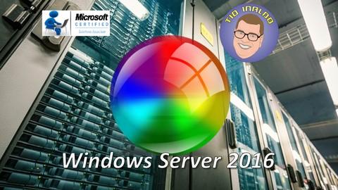 Windows Server 2016 - Completo