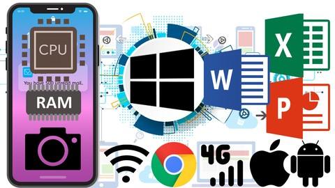 Microsoft Office/ IT / Internet - ثورة التكنولوجيا الشاملة