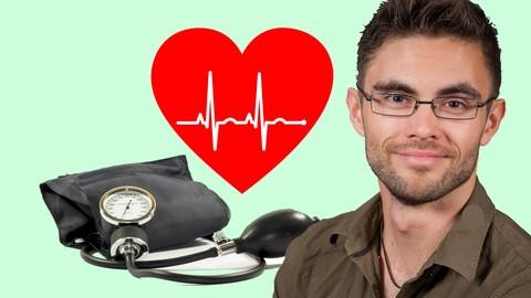 Nutrition & Natural Medicine To Reduce High Blood Pressure!