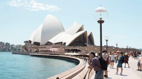 Mini Curso: Migra a Australia, país de Oportunidades