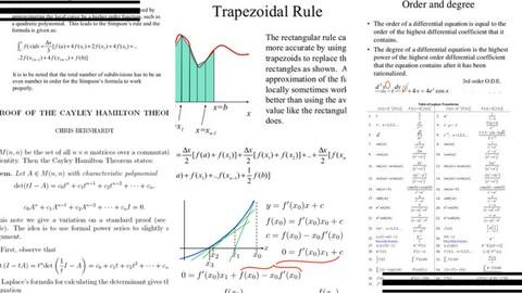 Engineering Mathematics - Numerical Analysis & more