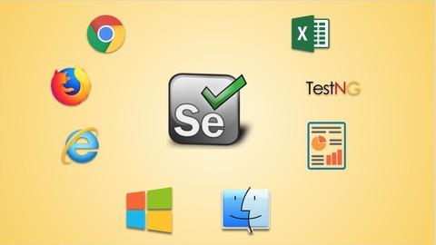 Selenium Java Framework from Scratch