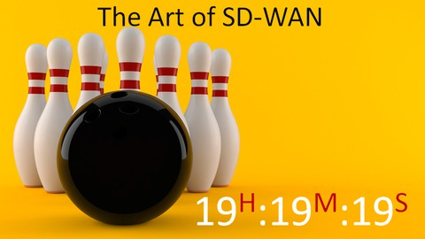 The Art of SD-WAN -- Master Class 19 Hours
