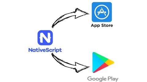 NativeScript - prepare, optimise and publish app