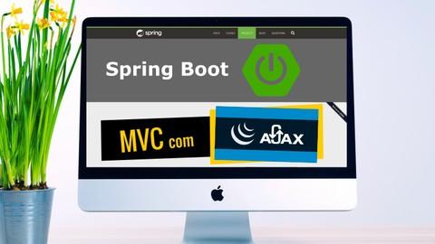 Spring Boot & MVC com AJAX