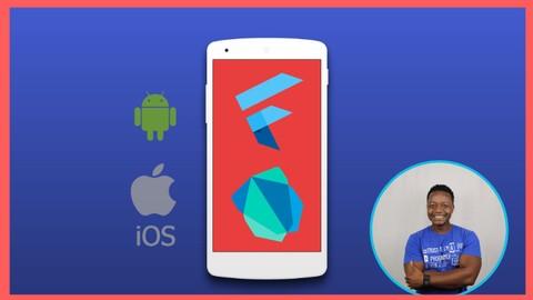Flutter e Dart - Curso Completo de Criação de Apps