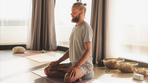 """Breath is Life""  Pranayama & meditation course"