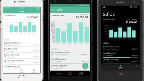 Xamarin ile Android ve iOS Mobil Uygulama Geliştirme ( C# )