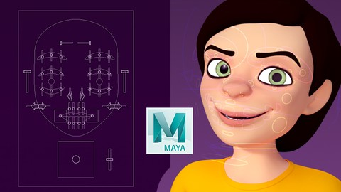 Rig Facial en Maya