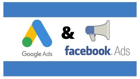 Google Ads e Facebook Ads - Marketing Digital Iniciantes