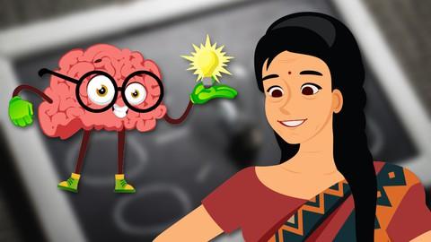 Ace any examination using whole brain Learning