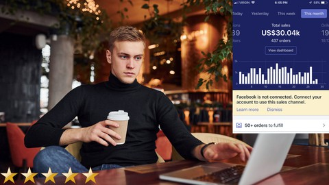 Shopify Full MasterClass 2021 - I'm Crazy For Revealing This