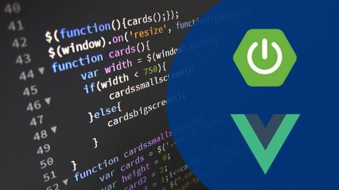 Aplicação Full-Stack Spring Boot com Vue JS