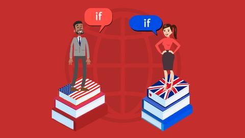 English grammar intermediate: Pronouns and conjugations
