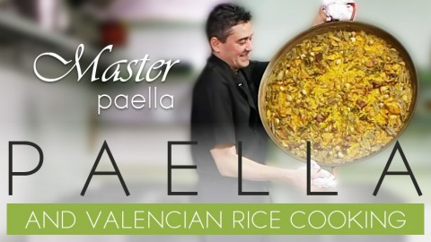 Cook Paella and Valencian Rice like a Master Chef