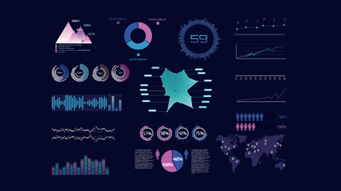 Data Visualization with Tableau - Novice to Pro!: 5-in-1