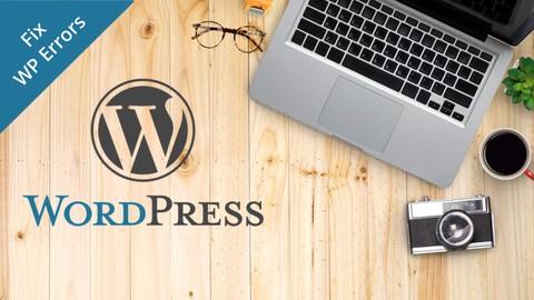WordPress errors and how to fix them