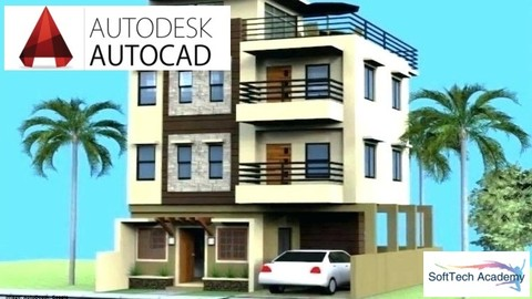 AutoCAD-2020 for Beginner: Learn & Earn with AutoCAD 2D/3D
