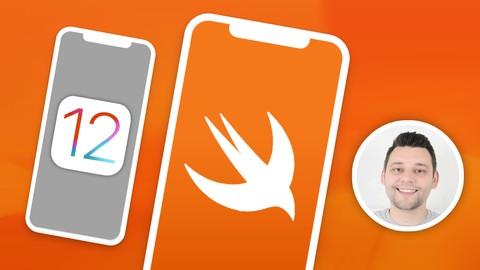 iOS 12 & Swift 4.2 - Complete Developer Course