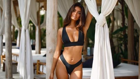 Retusz w Photoshop: Komercyjna Fotografia Lifestyle & Bikini