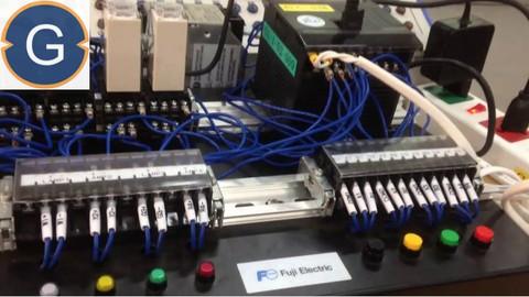 Fuji PLC Programming from scratch (PLC-SCADA-6)