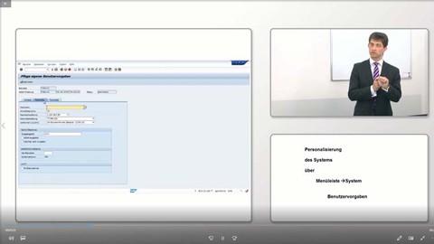 SAP Anwenderzertifizierung Foundation Level Vorbereitung