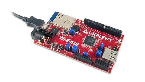 Interfacing ChipKIT with External Sensors using Arduino IDE