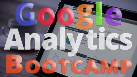 Google Analytics Mastery Bootcamp