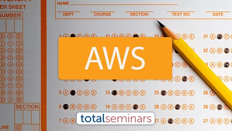 TOTAL: AWS Solutions Architect SAA-C02 Practice Tests.