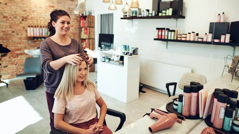 How to start your Own successful Beauty salon & Barber Shop