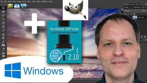 The Ultimate GIMP2.10 Guide ► Please read my Instructor bio!