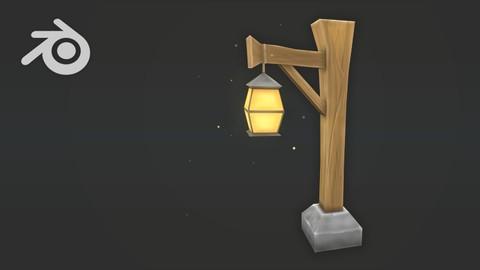 Der komplette Blender Kurs - Erstelle hochwertige 3D Modelle