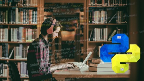 Complete Python Class 2021: From Beginner To Pro