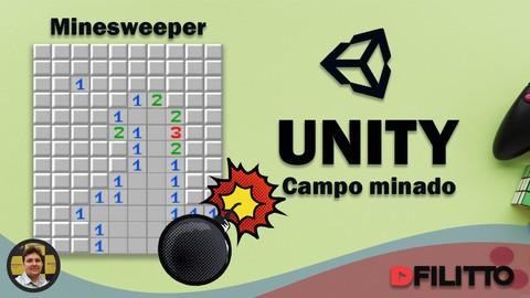 Unity: Como construir o jogo Campo Minado