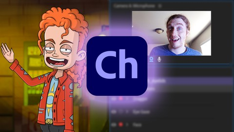 Rigging and Recording in Adobe Character Animator