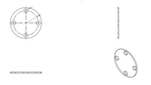 2D Sketch using Solidworks الرسم ثنائي الابعاد سولدوركس