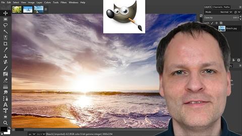 Make GIMP 2.10 work as Photoshop