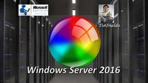 Windows Server 2016 - Administrando Serviços de Rede